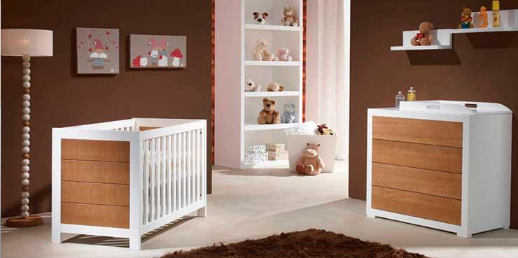 Bermeo dormitorios infantiles y juveniles trebol - Cambiadores para cunas ...